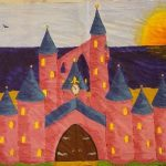 Kulissenmalen Cinderella 2005 - Bild 4 - Schloss am Meers