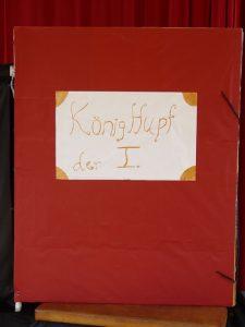 Kulissenmalen Koenig Hupf 2008 - Bild 1 - Buchdeckel
